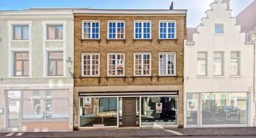 Gebouw voor gemengd gebruik in Brugge
