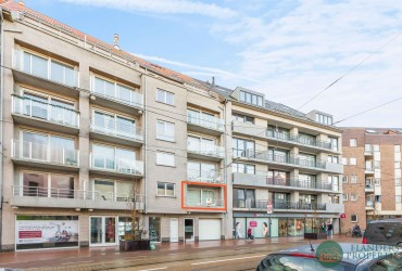 Appartement in Blankenberge